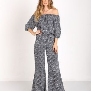 FAITHFULL THE BRAND Urban Jumpsuit Winter Tales M